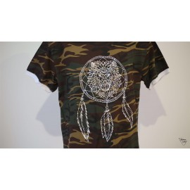 T-shirt Militaire